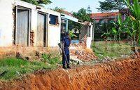 Key govt data lost in Entebbe demolition