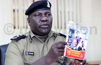 Police seize discs said to have 'violent content'