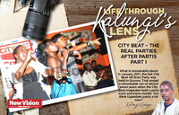 City Beat - the real parties after parties part I