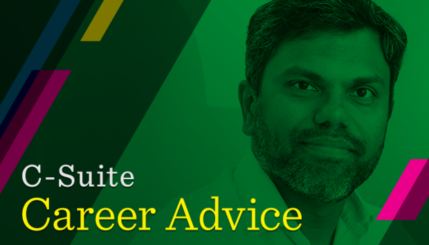 C-suite career advice: Ritesh Tendulkar, Modulr