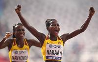 GOLD: Uganda's Nakaayi is the new world 800m champion!