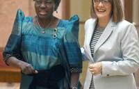 Uganda, Serbia relive 1987 relationship