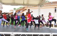 Bringing dance to Butabika Hospital is ending stigma