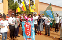 East African youth attend health conference in Kigali