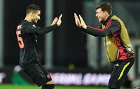 Man Utd thrash LASK 5-0 in Europa League