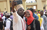 IN PICTURES: Muslims mark Idd Adhuha