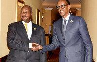 Kagame visits Uganda tomorrow
