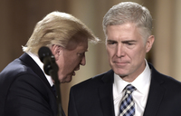 Trump picks conservative Gorsuch for Supreme Court