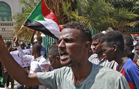 Sudan protests mark one year since post-Bashir deal