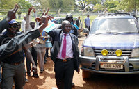 FDC says good riddance to MP Mwiru