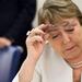 Protesters interrupt UN rights chief speech