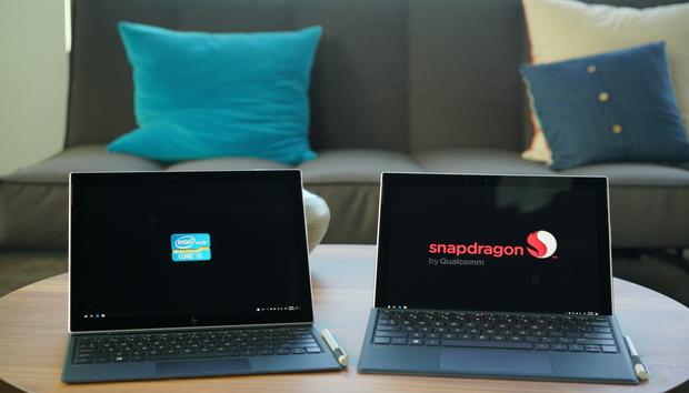 Intel vs. Snapdragon: We test HP's Envy x2 with both on speed, battery life and more