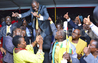 Paul Musamali: From office assistant to EALA MP