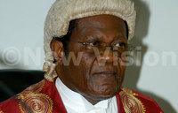 Justice Odoki returns to Supreme Court