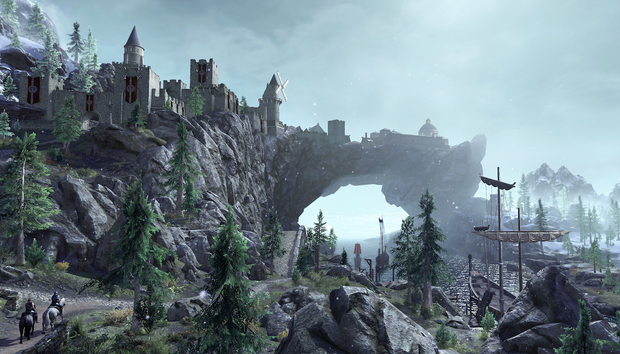 Elder Scrolls Online's Skyrim-themed 'Greymoor' expansion is a missed opportunity