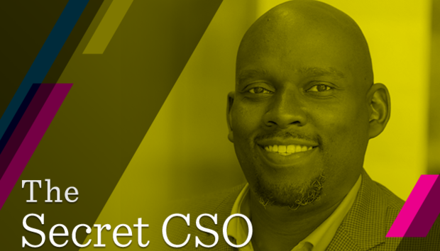 Secret CSO: Terence Jackson, Thycotic Software