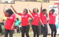 HIV positive youth shine at international conference