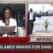 Around Uganda; NEMA blames Wakiso for sand mining