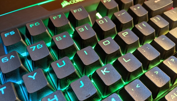 Corsair K95 Platinum XT review: A lot of keyboard for a lot of money
