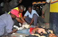 Three police killed in northern Kenya bomb attack