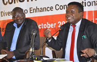 Mao, Amuriat warn against radical populists