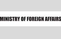 Notice from Ministry of Foreign Affairs