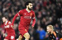Salah set to kick off Africa's year with award