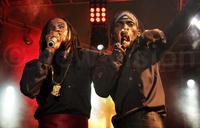 Arrest warrants issued against singers Radio & Weasel