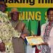 AU Agriculture Commissioner honoured