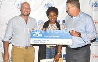 Alam, Ngabo win Netherlands business golf tournament