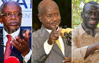 From Besigye to Mbabazi: the NRM story