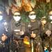 "Thai boys passed ""sleeping"" through cave in rescue"