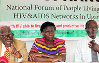 Activists come out strong on HIV treatment