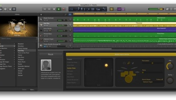 GarageBand 10: Great tool for musicians (sorry podcasters