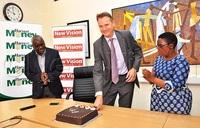 Netherlands Ambassador to Uganda leaves after four years
