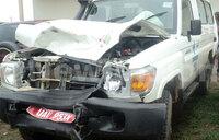 Ambulance knocks dead four teenagers in Luweero