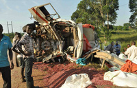 Masaka road accident claims one life