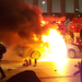 Protesting taxi driver burns himself to death