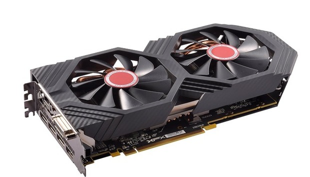 This XFX Radeon RX 580 is on sale for $230, significantly cheaper than rival graphics cards