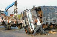 Reckless driver sends resting man to eternal rest