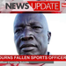 Gulu mourns fallen sports officer