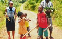 Bobi Wine rough as a musician, smooth as a father