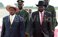 Museveni hails S Sudan on rapid development