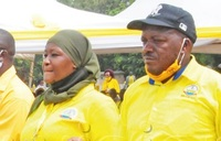 NRM flag-bearers ask for funding to end opposition dominance in city
