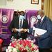 Katureebe hands over office to deputy