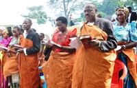 Former AG Makubuya installed Ffumbe clan leader