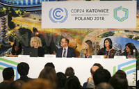Fashion, sports industries commit to battle climate change