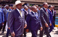 We shall install radar surveillance on our lakes - Museveni