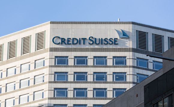 Credit Suisse was one of the banks involved in LIBOR-rigging scandal