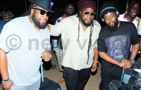 Morgan Heritage arrives for mega concert